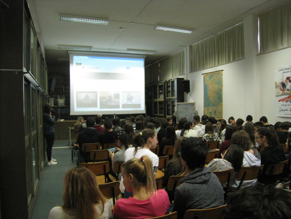 1.VIDEO A.R.T. PROJECT DISSEMINATION SEMINARS IN ITALY A